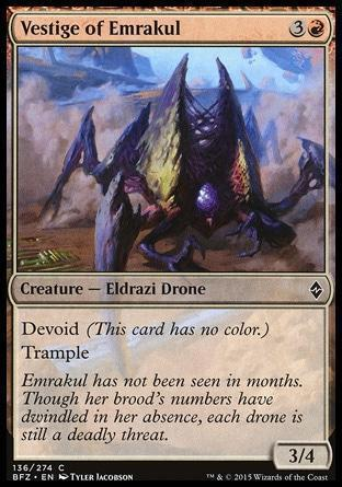 Vestige of Emrakul