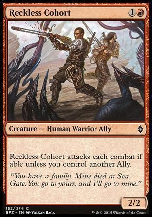 Reckless Cohort