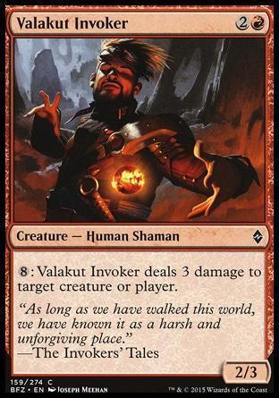 Валакутский Призыватель (Valakut Invoker)