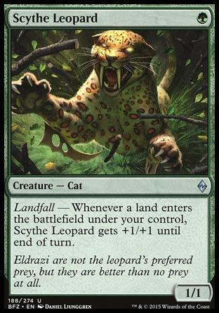 Scythe Leopard