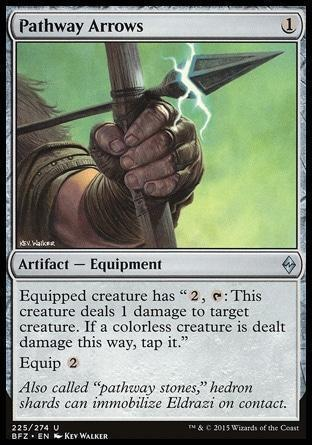 Путеводные Стрелы (Pathway Arrows)