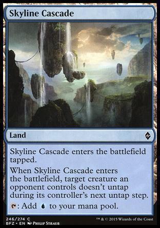 Skyline Cascade