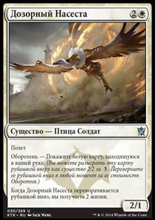 Дозорный Насеста (Watcher of the Roost)