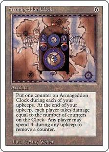 Armageddon Clock