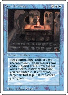 Steal Artifact