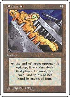 Black Vise