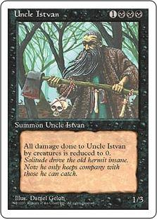 Uncle Istvan