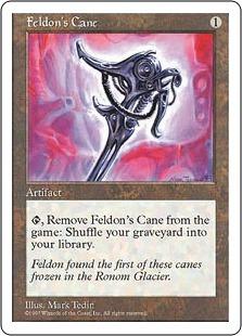 Feldon's Cane