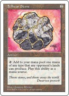 Fellwar Stone