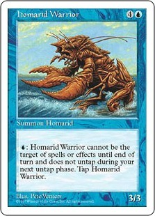 Homarid Warrior