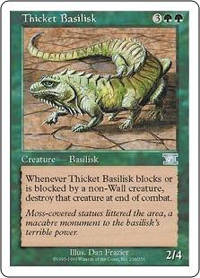 Thicket Basilisk