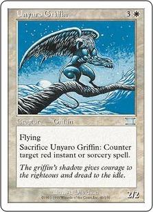 Unyaro Griffin