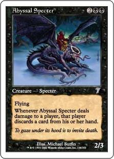 Abyssal Specter