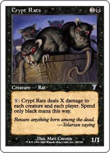 Crypt Rats