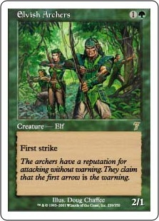 Elvish Archers