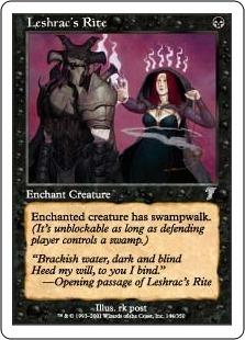 Leshrac's Rite