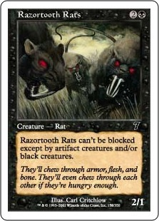 Razortooth Rats