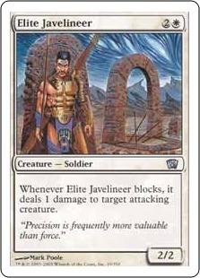 Elite Javelineer