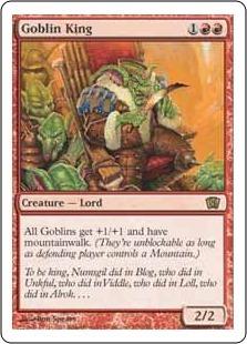 Goblin King