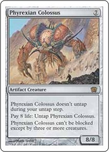 Phyrexian Colossus