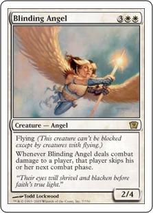Ослепляющий ангел (Blinding Angel)