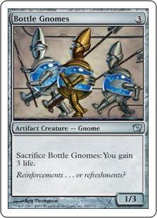 Бутылочные гномы (Bottle Gnomes)