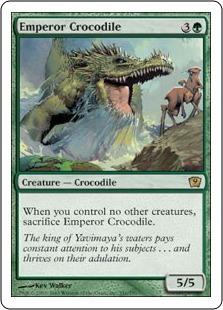 Царь крокодилов (Emperor Crocodile)