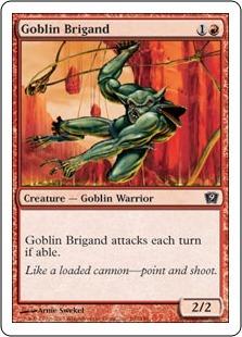 Гоблин-грабитель (Goblin Brigand)