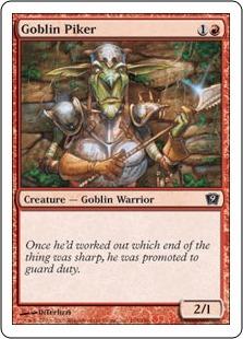 Гоблин-копейщик (Goblin Piker)