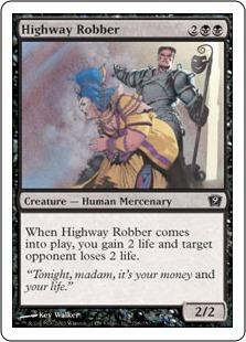 Бандит с большой дороги (Highway Robber)
