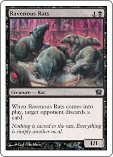 Прожорливые крысы (Ravenous Rats)