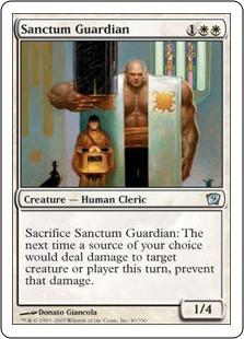 Страж святыни (Sanctum Guardian)