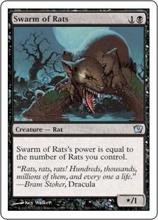 Стая крыс (Swarm of Rats)