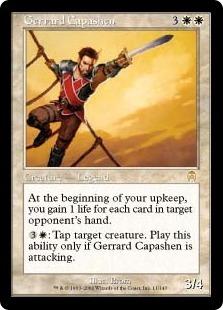 Gerrard Capashen