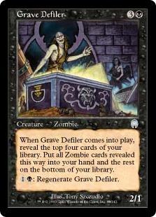 Grave Defiler
