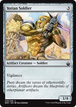 Yotian Soldier