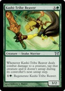 Kashi-Tribe Reaver
