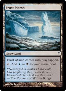 Frost Marsh