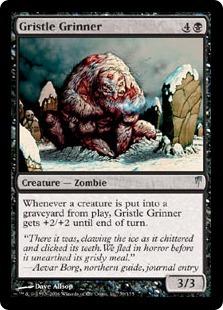 Gristle Grinner