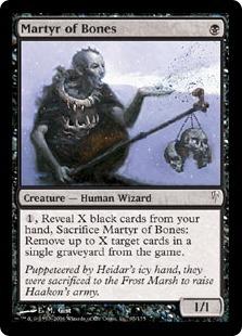 Martyr of Bones