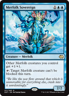 Merfolk Sovereign