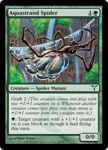 Aquastrand Spider (rus)