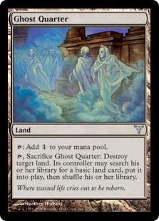 Обиталище духов (Ghost Quarter)