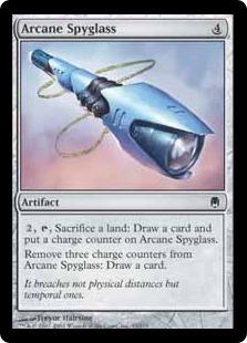 Arcane Spyglass