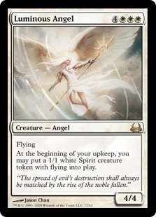 Luminous Angel