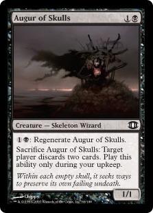 Гадатель по Черепам (Augur of Skulls)