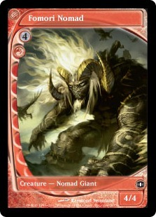Кочевник Фомори (Fomori Nomad)