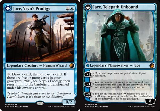 magic the gathering Vryn/'s Prodigy Jace