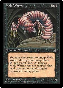 Mole Worms