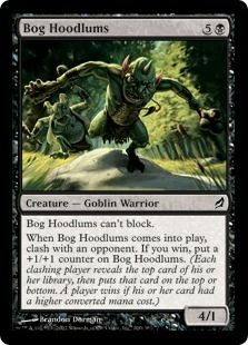 Bog Hoodlums